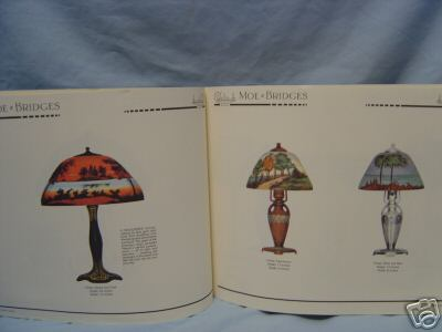 Don S Lamps Amp Antiques Moe Bridges Lamp Reference Book