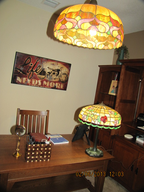 Don S Lamps Amp Antiques Chicago Mosaic
